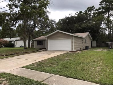 1007 Gage Avenue, Deltona, FL 32738 - MLS#: G4846086