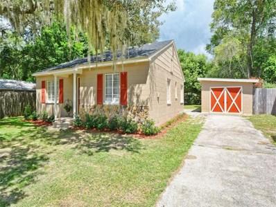 306 N Moss Street, Leesburg, FL 34748 - MLS#: G4846105