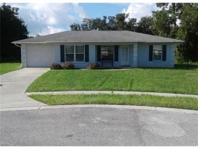 635 Park Glen Drive, Tavares, FL 32778 - MLS#: G4846206