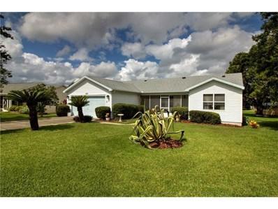 1106 Del Toro Drive, The Villages, FL 32159 - MLS#: G4846637