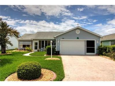716 Cortez Avenue, The Villages, FL 32159 - MLS#: G4846643
