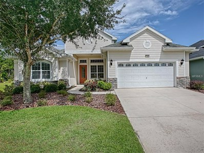 8208 Bridgeport Bay Circle, Mount Dora, FL 32757 - MLS#: G4846648