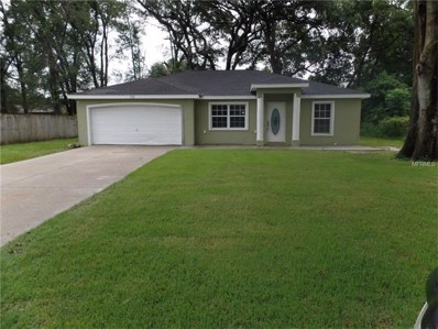 702 Crestview Circle East, Wildwood, FL 34785 - MLS#: G4846774