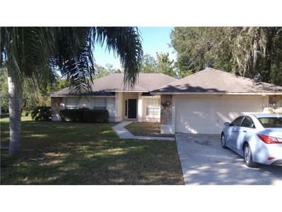 5339 Old Hickory Lane, Fruitland Park, FL 34731 - MLS#: G4846817