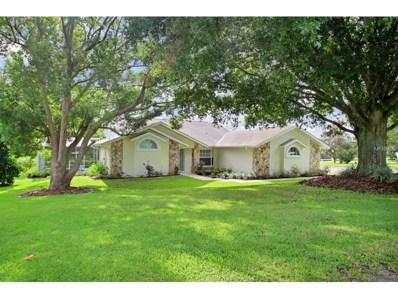 26848 Indian Ridge Drive, Yalaha, FL 34797 - MLS#: G4846910