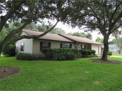 25952 Newcombe Circle, Leesburg, FL 34748 - MLS#: G4847034