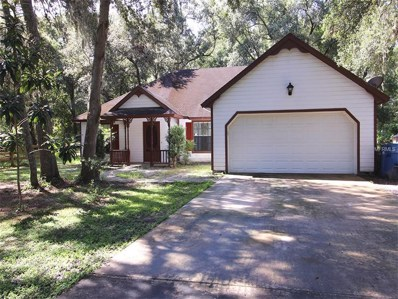 1501 Dillard Road, Astor, FL 32102 - MLS#: G4847235