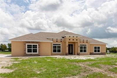Lot 19 Seneca Reserve Drive, Eustis, FL 32736 - MLS#: G4847317