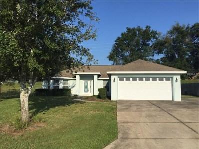 311 Morningview Drive, Eustis, FL 32726 - MLS#: G4847337
