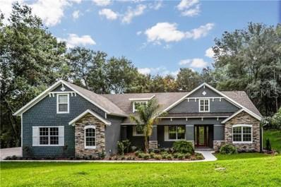 Lot 58 Silent Ridge Drive, Tavares, FL 32778 - MLS#: G4847463