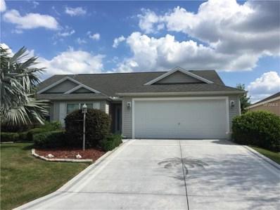 987 Chapman Loop, The Villages, FL 32162 - MLS#: G4847564
