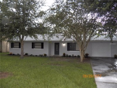 16809 Orange Avenue, Umatilla, FL 32784 - MLS#: G4847635