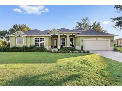 516 Sugar Pine Drive, Minneola, FL 34715 - MLS#: G4847663
