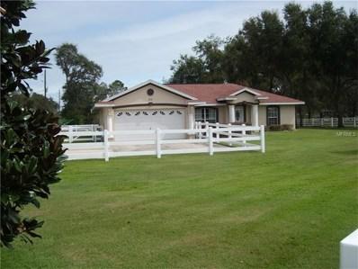 515 N C 470, Lake Panasoffkee, FL 33538 - MLS#: G4847739