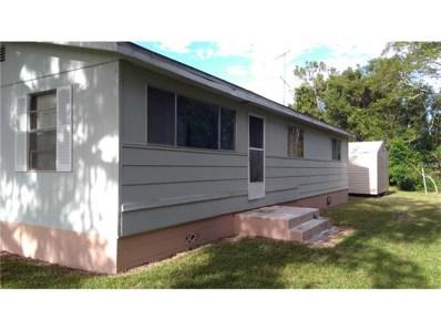 1203 Parkwood Avenue, Groveland, FL 34736 - MLS#: G4847790