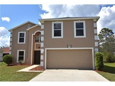 307 Dolphin Way, Poinciana, FL 34759 - MLS#: G4847802