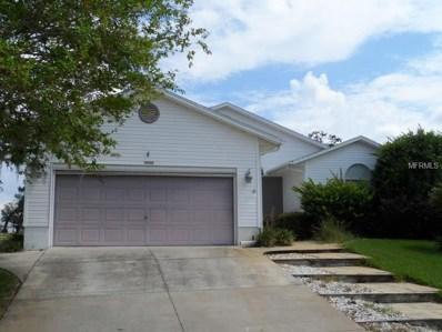 605 Grand Vista Trail, Leesburg, FL 34748 - MLS#: G4847841