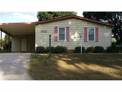 1632 W Schwartz Boulevard, Lady Lake, FL 32159 - MLS#: G4847918