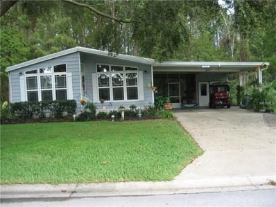 509 Sandalwood Lane, Wildwood, FL 34785 - MLS#: G4847953