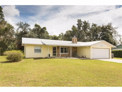 40700 W 5TH Avenue, Umatilla, FL 32784 - MLS#: G4848075