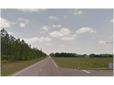 Indigo & St Rd 33 Road, Groveland, FL 34736 - MLS#: G4848287