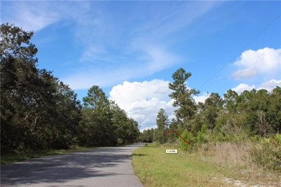 Lot 5 Persimmon Street, Eustis, FL 32736 - MLS#: G4848309