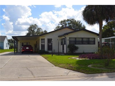 1118 Paradise Drive, The Villages, FL 32159 - MLS#: G4848327