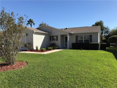 16903 SE 96TH Chapelwood Circle, The Villages, FL 32162 - MLS#: G4848384
