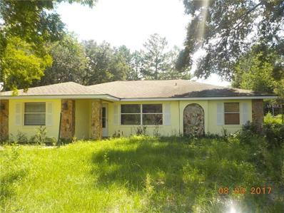 16455 Se 115TH Avenue, Weirsdale, FL 32195 - MLS#: G4848481