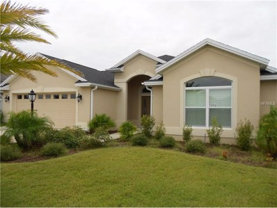 3394 Rabbit Run Path, The Villages, FL 32163 - MLS#: G4848592