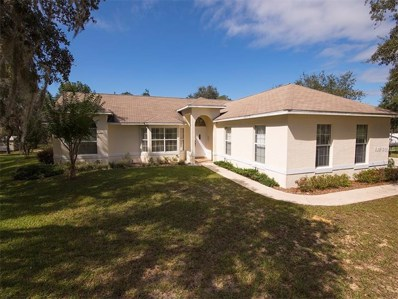 17320 260TH Avenue Road, Umatilla, FL 32784 - MLS#: G4848638