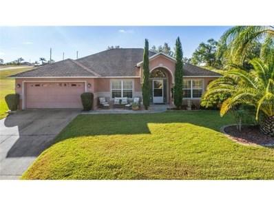 1024 Lakeview Oaks Drive, Minneola, FL 34715 - MLS#: G4849147