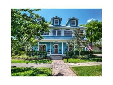 215 N Saint Clair Abrams Avenue, Tavares, FL 32778 - MLS#: G4849379