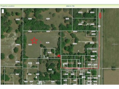 2842 Cr 756, Webster, FL 33597 - MLS#: G4849380