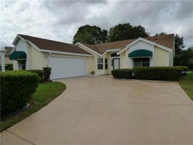 718 Vista Place, The Villages, FL 32159 - MLS#: G4849420
