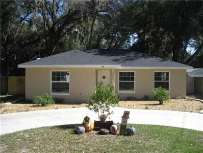 317 N Highland Street, Bushnell, FL 33513 - MLS#: G4849499