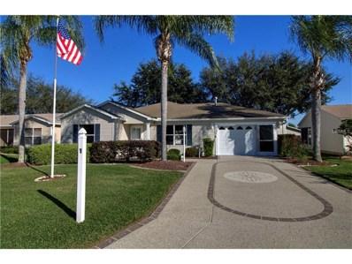17369 SE 76TH Flintlock Terrace, The Villages, FL 32162 - MLS#: G4849503
