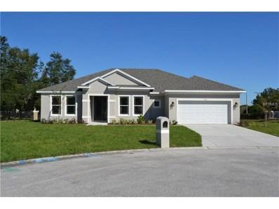 1502 Tozier Place, Plant City, FL 33563 - MLS#: G4849599