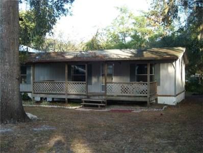 843 Cr 484, Lake Panasoffkee, FL 33538 - MLS#: G4849604