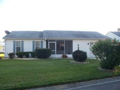 544 Shadow Run Drive, Leesburg, FL 34748 - MLS#: G4849649