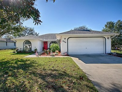 806 Crestview Circle N, Wildwood, FL 34785 - MLS#: G4849665