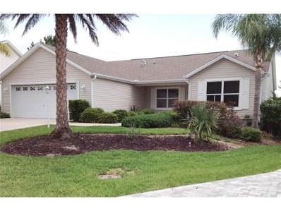3802 Auburndale Avenue, The Villages, FL 32162 - MLS#: G4849729