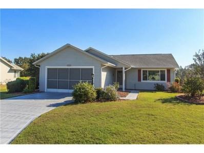 26209 Newcombe Circle, Leesburg, FL 34748 - MLS#: G4849807