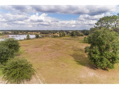 Lot 11 Trotting Horse Lane, Tavares, FL 32778 - MLS#: G4849814