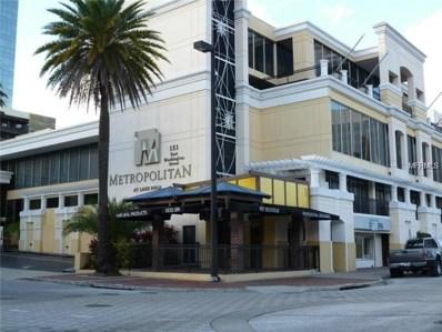 151 E Washington Street UNIT 507, Orlando, FL 32801 - MLS#: G4849821