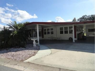 11716 Magnolia Avenue UNIT VE, Tavares, FL 32778 - MLS#: G4849912