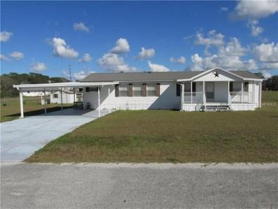 1238 12TH Lane, Lake Panasoffkee, FL 33538 - MLS#: G4850017