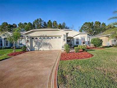 27140 Roanoke Drive, Leesburg, FL 34748 - MLS#: G4850041
