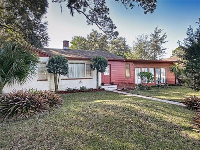215 W Noble Avenue, Bushnell, FL 33513 - MLS#: G4850135