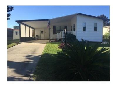 612 Jennifer Drive, Lady Lake, FL 32159 - MLS#: G4850226